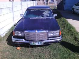 1974 Merc 350se stripping for spares