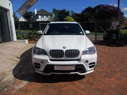 Pristine 2012 BMW X5 5.0 Steptronic