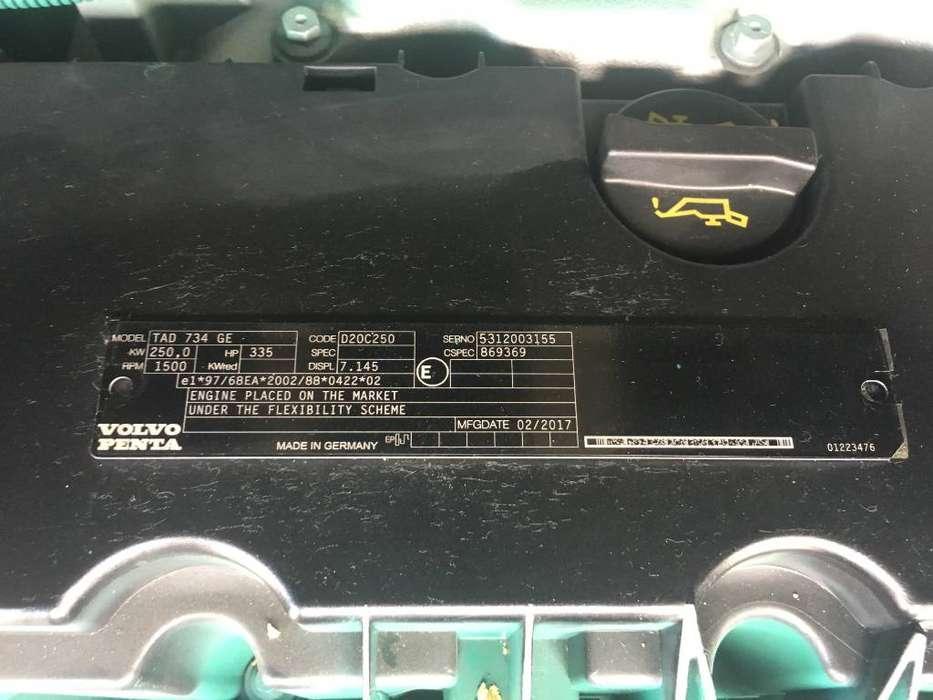 Volvo TAD734GE - 275 kVA Generator - DPX-17705 - 2019 - image 15