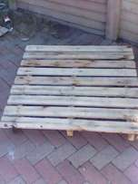 Wooden pallets for sale