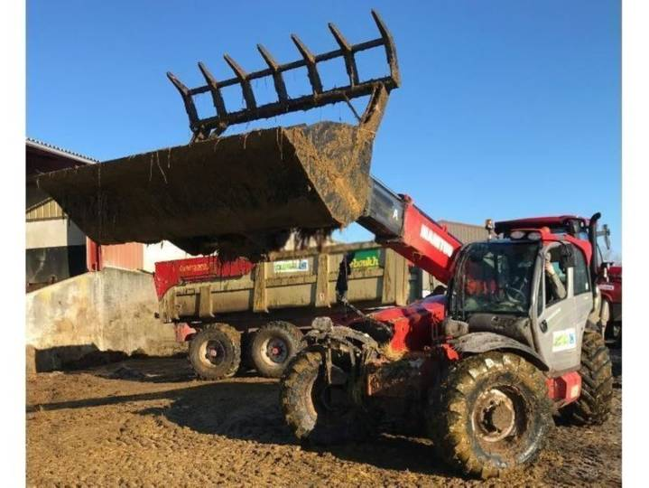 Manitou mlt 1035 - 2015