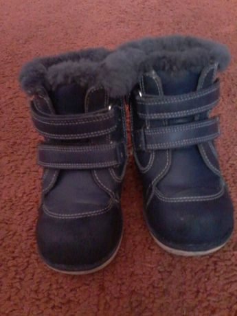 188f86f991972a Зимові ботінки Шалунішка: 380 грн. - Дитяче взуття Хмельницький на Olx