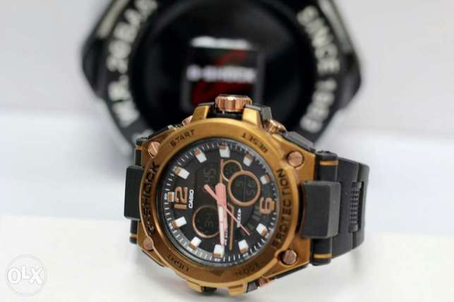 New G-shock watch with exclusive price