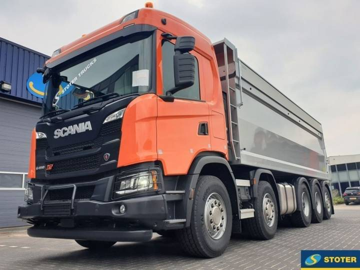 Scania 10X4