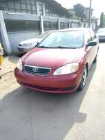 Toyota Corolla 2005 Model very Clean And Attractive Perfectly Conditio