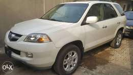 Tokunbo MDX 2006 Very clean and sound