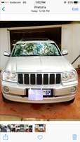 2006 Jeep Grand Cherokee Hemi overland 5.7 for sale R120000.00