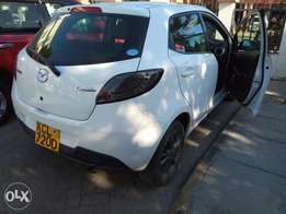 Manual and new Mazda Demio on offer