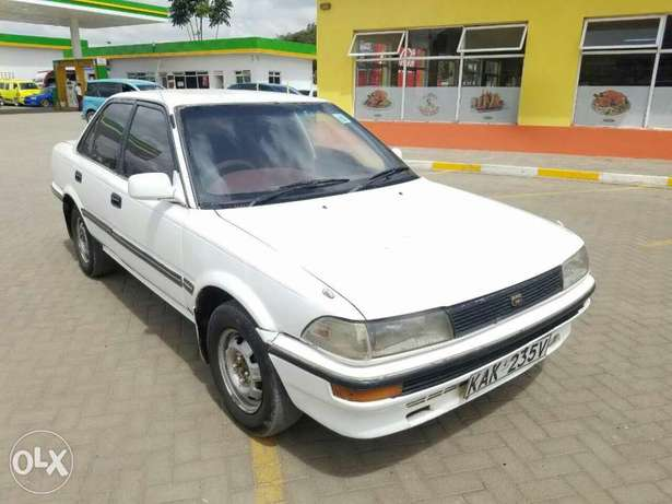 TOYOTA AE 91 EXTREMELY clean for sale Umoja - image 2