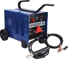 Arc Welder BX1-250 with welding cables and holders