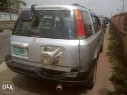 Honda crv,manual driving,working perfect for sale..