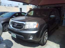 super clean honda pilot 2010