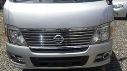 Automatic Diesel Nissan Caravan just like new buy and drive