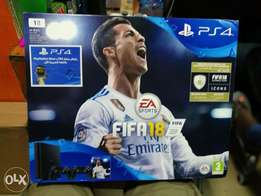 Ps4 500gb/1tb with fifa18 bundle