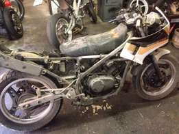 Honda Vt 250 stripping for spares