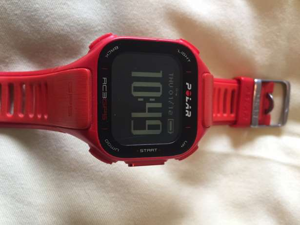 Polar RC3 GPS Watch with Heart Rate Sensor Gillitts - image 3
