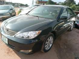 Neat Fairly Used 2005 XLE Toyota Camry
