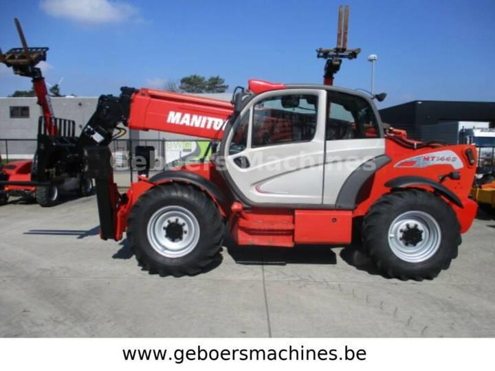 Manitou MT 1840 (750) - 2014