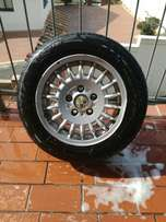 BMW oem E36 rims and tyres