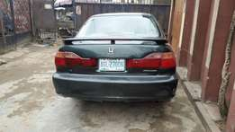 Honda accord babyboy #550k direct owner
