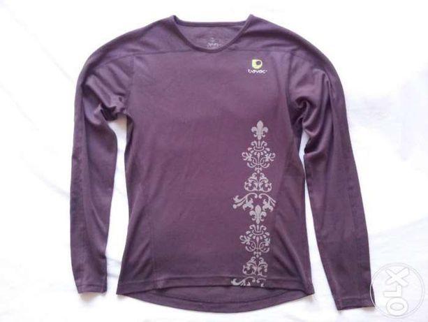 91ccbff29 koszulka termoaktywna damska firmy Bavac rozm. M 8/10 fioletowa Siedlce -  image 1