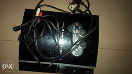 Playstation 3 with single pad 24k