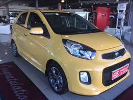 2017 Kia Picanto 1.2 EX Manual