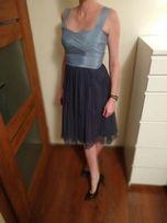 92f9da972d Sukienka niebieska Yoshe rozmiar