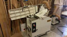 Plainer / Thicknesser Techno Max FS 30 Elite