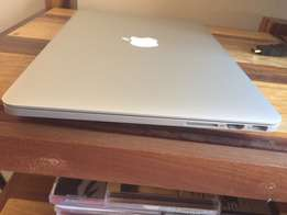 Barely used Macbook Pro with Retina Display