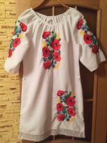 Вишите Плаття - Жіночий одяг в Івано-Франківська область - OLX.ua d5af0e63ff81f