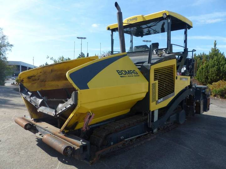 BOMAG Bf 800 C S600 - 2012