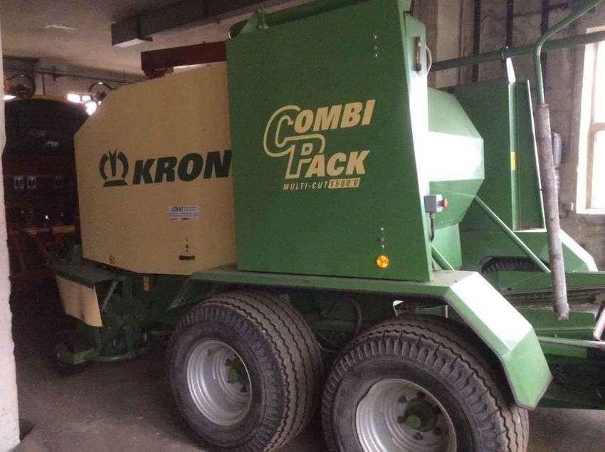 Krone Combi Pack 1500 Mc - 2003