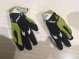 Thor motorcycle gloves - small