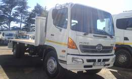 Hino 500 series 1626 flatdeck on clearence special now