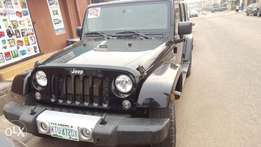 2014 wrangler Jeep for sale