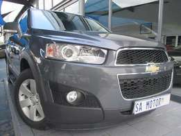 2012 Chevrolet Captiva 2.4 LT Automatic