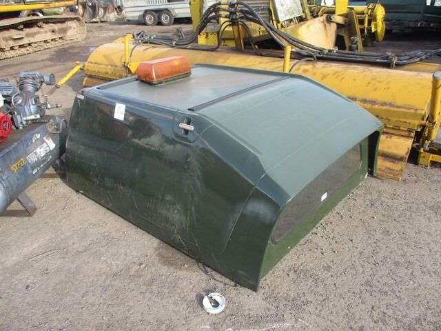 Green Truckman Top