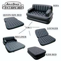 5 IN 1 Aerosoft Sofa Bed