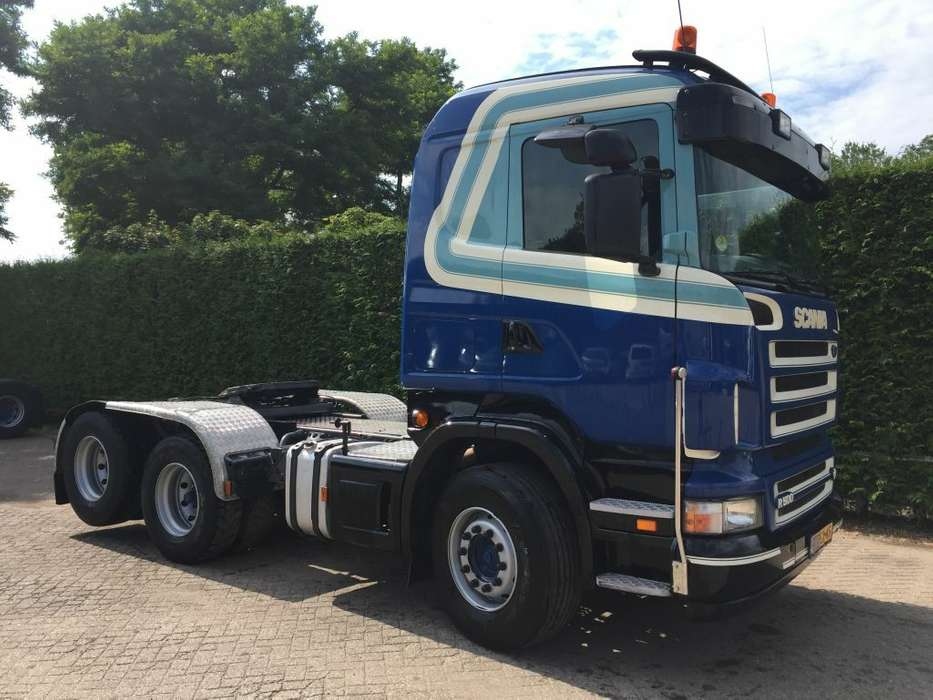 Scania R500 Ca6x2hnz Manul - 2006