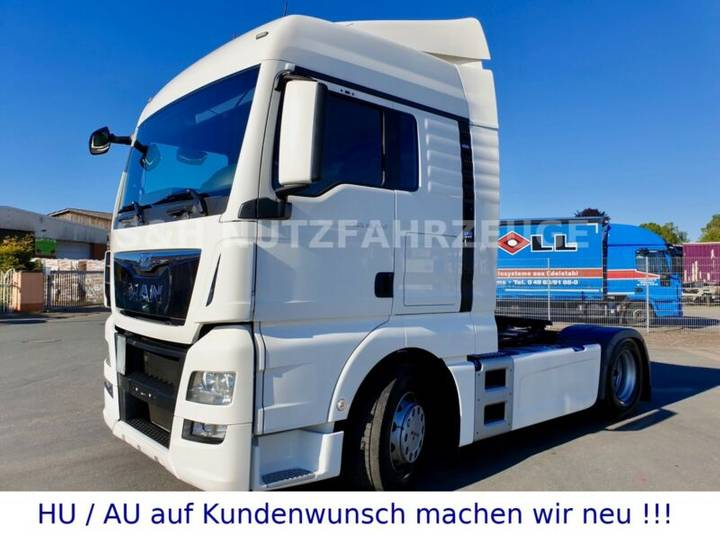 MAN TGX 18.440 XLX EUR 6 RETARDER STANDKLIMA TÜV NEU - 2015