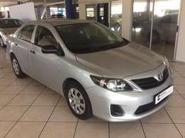 2014 Toyota Corolla Quest 1.6 For only R149900