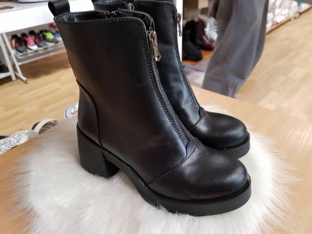 Ботинки женские модные недорого  1 150 грн. - Жіноче взуття Київ на Olx ee296448b92dd