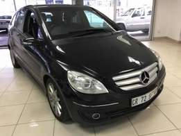 Mercedes-Benz B-Class B 200 Turbo A/t