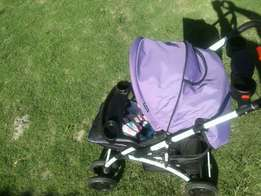 I'm selling a nice looking PRAM
