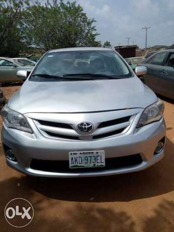 Sparkling clean firstbody 2012 Toyota Corolla Ibadan North - image 7