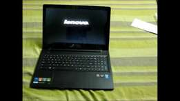 Lenovo core i7 for sale with bag & charger.