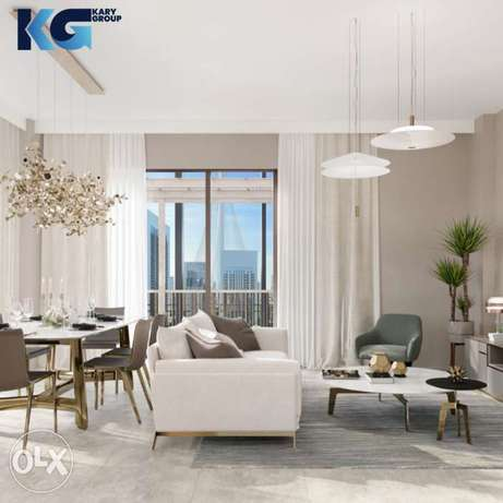 Apartments for sale with pool and garden in Dubai Creek Harbour بلاد أخرى -  1