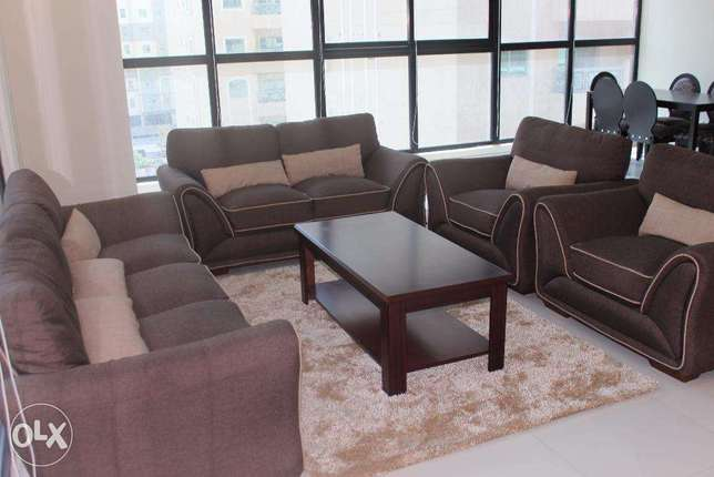 Brand new modern 2 BR in Juffer / Balcony جفير -  2