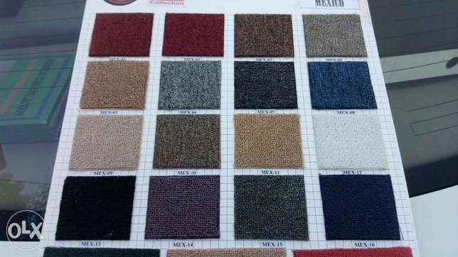 Carpet, Curtain, Wallpaper supply with installation.